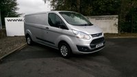 USED 2016 16 FORD TRANSIT CUSTOM 290 2.2 TREND L2 H1 125 BHP **70 VANS IN STOCK**