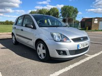 USED 2006 56 FORD FIESTA 1.4 ZETEC CLIMATE 16V 5d 80 BHP