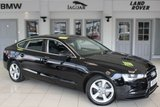 USED 2014 14 AUDI A5 2.0 SPORTBACK TDI 5d 134 BHP EXCELLENT AUDI SERVICE HISTORY + £30 ROAD TAX + 17 INCH ALLOYS + DAB RADIO + CRUISE CONTROL + AIR CONDITIONING