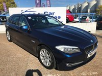 USED 2012 62 BMW 5 SERIES 2.0 520D SE TOURING 5d AUTO 181 BHP