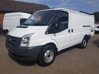 2011 FORD TRANSIT 115 280 ECONECTIC DIRECT FROM THE NATIONAL GRID £5295.00