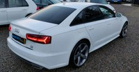 USED 2015 15 AUDI A6 2.0 TDI ULTRA S LINE 4d 188 BHP *BLACK EDITION STYLING*