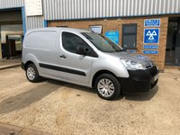 USED 2017 67 CITROEN BERLINGO 1.6 850 ENTERPRISE L1 BLUEHDI 1d 98 BHP