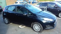 USED 2013 63 FORD FIESTA FIESTA 1.5 TDCI TURBO DIESEL STYLE 5 DOOR  NEW 1.5TDCI DIESEL ENGINE!..CHEAP TO RUN , LOW CO2 EMISSIONS, £0 ROAD TAX AND EXCELLENT FUEL ECONOMY!..GOOD SPECIFICATION INCLUDING AUXILLIARY/USB CONNECTION AND AIR CONDITIONING!..ONLY 14985 MILES AND FULL HISTORY!