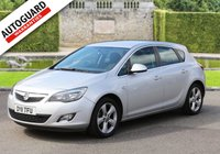 USED 2011 11 VAUXHALL ASTRA 1.6 SRI 5d AUTO 113 BHP Just arrived -  tidy automatic