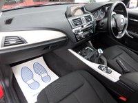 USED 2016 16 BMW 1 SERIES 1.5 116D ED PLUS 5d 114 BHP ** SAT NAV * DAB * CRUISE ** ** SAT NAV * 1 OWNER * DAB * CRUISE **