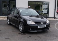 2005 VOLKSWAGEN GOLF 2.0 GT TDI 5d 138 BHP £SOLD