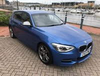 USED 2013 13 BMW 1 SERIES 3.0 M135I 5d AUTO 316 BHP VISIBILITY PACK! FULL SERVICE HISTORY!