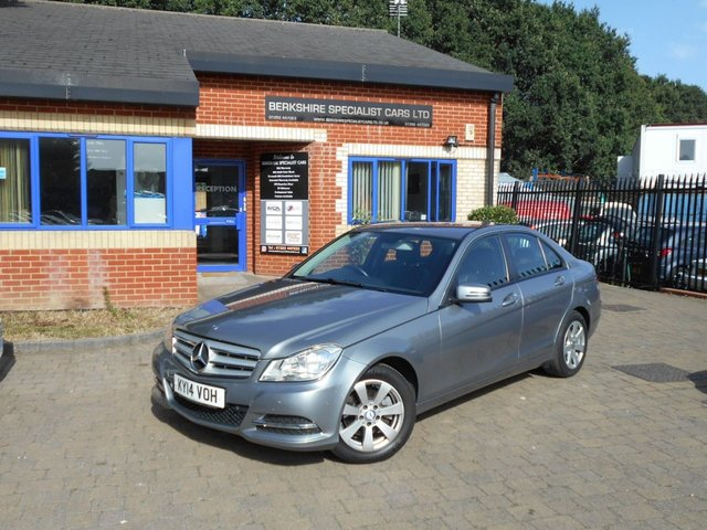 2014 14 MERCEDES-BENZ C CLASS 2.1 C220 CDI EXECUTIVE SE 4d AUTO 168 BHP