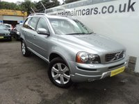 2014 VOLVO XC90 2.4 D5 SE AWD 5d AUTO 200 BHP £16995.00