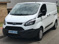 2014 FORD TRANSIT CUSTOM L2H1 290 LWB LOW ROOF 2.2 100 BHP £8495.00