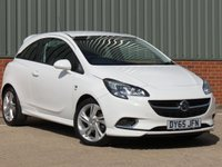 USED 2016 65 VAUXHALL CORSA 1.0i Turbo SRi VX-line Ecoflex S/S  FANTASTIC HP AND PCP DEALS AVAILABLE