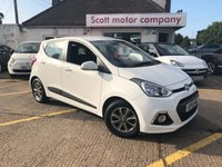 USED 2015 15 HYUNDAI I10 1.0 Premium 5 door