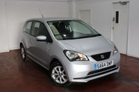 2014 SEAT MII 1.0 TOCA 3d 59 BHP £4995.00