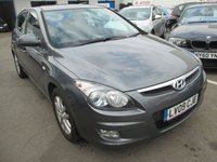 2009 HYUNDAI I30 1.6 STYLE 5d 125 BHP £3995.00