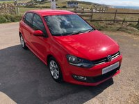 USED 2011 11 VOLKSWAGEN POLO 1.2 MATCH TDI 5d 74 BHP