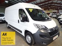 """USED 2016 16 CITROEN RELAY 2.2 35 L3H2 HDI 130 BHP LWB HI ROOF-ONE OWNER-BLUETOOTH """"YOU'RE IN SAFE HANDS"""" - AA DEALER PROMISE"""
