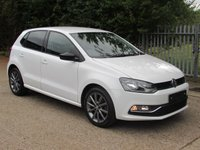 USED 2015 15 VOLKSWAGEN POLO 1.2 SE DESIGN TSI 5d 90 BHP Lady Owned Vehicle