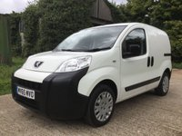USED 2015 65 PEUGEOT BIPPER 1.2 HDI PROFESSIONAL SAT NAV, BLUETOOTH, HIGH SPEC, SAT NAV, BLUETOOTH, HIGH SPEC,