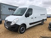 2015 RENAULT MASTER 2.3 MML35 BUSINESS DCI S/R P/V 1d 125 BHP £10290.00