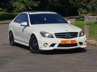 2010 MERCEDES-BENZ C CLASS 6.2 C63 AMG 4d AUTO 451 BHP £19750.00