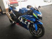 2016 SUZUKI GSXR 999cc GSXR 1000 AL6 ABS  £8995.00
