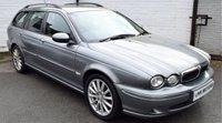 2006 JAGUAR X-TYPE 2.0 S D 5d 130 BHP £1499.00