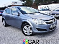 USED 2010 60 VAUXHALL ASTRA 1.4 ACTIVE 5d 88 BHP 1 PREVIOUS OWNER +FULL SERVICE