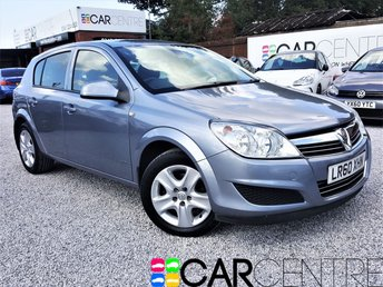 View our 2010 60 VAUXHALL ASTRA 1.4 ACTIVE 5d 88 BHP
