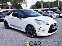 2012 CITROEN DS3 1.6 E-HDI DSTYLE PLUS 3d 90 BHP £5495.00