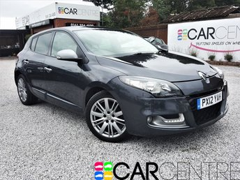 View our 2012 12 RENAULT MEGANE 1.5 GT LINE TOMTOM ENERGY DCI S/S 5d 110 BHP