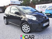 USED 2013 13 CITROEN C1 1.0 VT 3d 67 BHP 1 OWNER FROM NEW + FSH