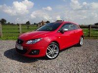2010 SEAT IBIZA 1.4 FR TSI DSG 3d AUTO 150 BHP £4990.00