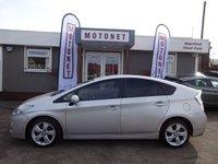 2009 TOYOTA PRIUS 1.8 T4 VVT-I 5DR AUTOMATIC HYBRID 100 BHP+++£0 ROAD TAX+++ £6990.00