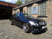 2010 MERCEDES-BENZ E CLASS 2.1 E250 CDI BLUEEFFICIENCY SPORT 2d AUTO 204 BHP £10995.00