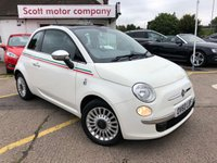 USED 2010 60 FIAT 500 1.2 Lounge 3 door