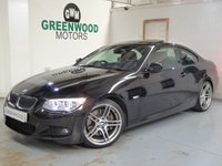USED 2013 62 BMW 3 SERIES 3.0 335d Sport Plus Edition DCT 2dr