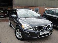 2013 VOLVO XC60 2.4 D4 R-DESIGN AWD 5d AUTO 161 BHP £13980.00