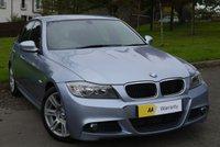 2009 BMW 3 SERIES 2.0 318D M SPORT 4d AUTO 141 BHP £7495.00