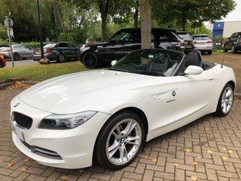 2009 BMW Z4 2.5 Z4 SDRIVE23I ROADSTER 2DR AUTO 201 BHP £10991.00