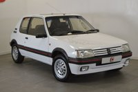 USED 1988 E PEUGEOT 205 1.6 GTI 3d 105 BHP LOADS OF HISTORY + CLEAN CONDITION + DRIVES PERFECT