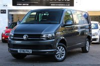 USED 2016 16 VOLKSWAGEN TRANSPORTER T6 KOMBI 2.0 TDI EU6 BMT HIGHLINE T30 5 SEAT  FINANCE AVAILABLE ** PX WELCOMED ** GREAT SPEC **