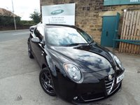 USED 2015 15 ALFA ROMEO MITO 0.9 TWINAIR QV LINE 3d 105 BHP FULL Alfa Service History...One Keeper....ZERO Rate Road Tax