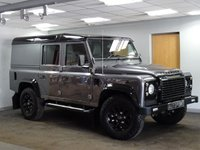 USED 2014 64 LAND ROVER DEFENDER 2.2 TD XS UTILITY WAGON 1d 122 BHP URBAN TRUCK EDT