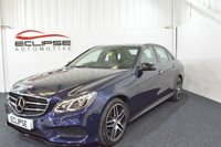 2015 MERCEDES-BENZ E CLASS 2.1 E220 BLUETEC AMG NIGHT ED PREMIUM PLUS 4d AUTO 174 BHP £SOLD