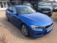 2015 BMW 3 SERIES 2.0 320D M SPORT 4d AUTO 181 BHP £17995.00