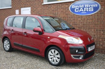 2011 CITROEN C3 PICASSO 1.6 PICASSO VTR PLUS HDI 5d 90 BHP £SOLD