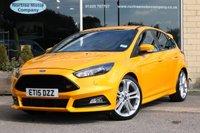 2015 FORD FOCUS 2.0 ST-3 5d 247 BHP £17415.00