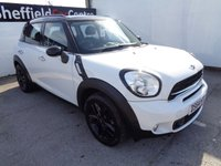 USED 2014 64 MINI COUNTRYMAN 2.0 COOPER SD 5d 141 BHP BLUETOOTH DAB RADIO REAR PARKING SENSORS AIR CONDITIONING FULL SERVICE HISTORY MOT 05/02/19