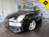 2011 ALFA ROMEO MITO 1.4 TB MULTIAIR DISTINCTIVE 3d 105 BHP £3695.00